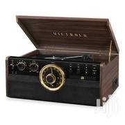 6-in-1 Wood Empire Bluetooth Record Player | Audio & Music Equipment for sale in Ashanti, Kumasi Metropolitan