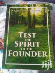 Test The Spirit Of The Founder | Books & Games for sale in Greater Accra, Accra Metropolitan