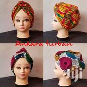 Kente And Ankara Turban | Clothing Accessories for sale in Northern Region, Tamale Municipal