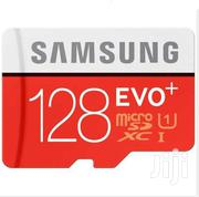 128 EVO+ Samsung Sd Card | Accessories for Mobile Phones & Tablets for sale in Greater Accra, Adenta Municipal
