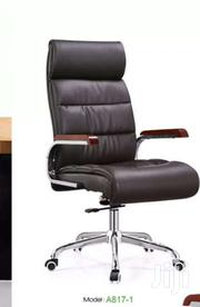 Executive Office Leather Chair | Furniture for sale in Greater Accra, New Abossey Okai