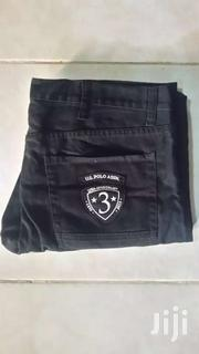 Men Black US Polo ASSN Jean's | Clothing for sale in Greater Accra, Ga East Municipal