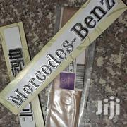 ORIGINAL Mercedes-benz Letter Car Logo Car Stickers   Vehicle Parts & Accessories for sale in Greater Accra, Roman Ridge
