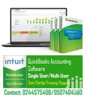 Quickbooks Premier Accountant 2018 UK Accounting Software (Multi-user) | Computer Software for sale in Greater Accra, Accra Metropolitan