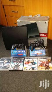 PS3 320 GB WITH GAMES | Video Game Consoles for sale in Greater Accra, Odorkor