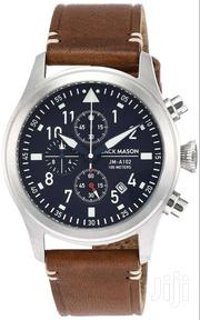 Jack Mason Leather Watches Available For Sale | Watches for sale in Greater Accra, Airport Residential Area