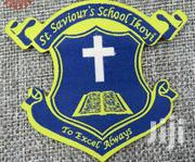 Custom Woven School Crest/ Labels | Clothing for sale in Greater Accra, Adenta Municipal