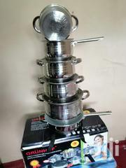 12pcs Cookware Stainless Steel | Kitchen & Dining for sale in Greater Accra, Dansoman