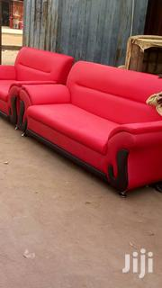 Red Sofa For Sale | Furniture for sale in Greater Accra, Teshie new Town