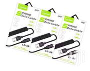 iPhone SPRING DATA CABLE | Clothing Accessories for sale in Greater Accra, Accra new Town