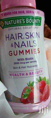 Natures Bounty Hair Skin And Nails Gummies | Vitamins & Supplements for sale in Greater Accra, Airport Residential Area