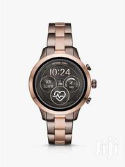 Female Gold Mk Smartwatch | Smart Watches & Trackers for sale in Greater Accra, Abelemkpe