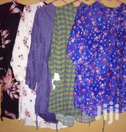 MULTI COLOUR LONG SLEEVE, SHORT DRESS FOR LADIES. | Clothing for sale in Greater Accra, Tema Metropolitan