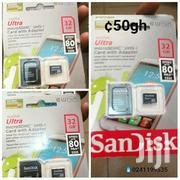 Memory Card 32gig | Accessories for Mobile Phones & Tablets for sale in Eastern Region, Asuogyaman