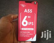 New Itel A55 16 GB Black | Mobile Phones for sale in Ashanti, Obuasi Municipal