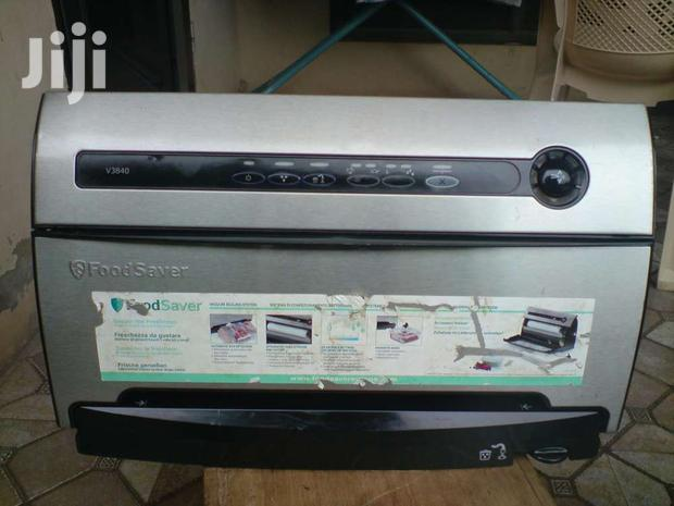 Archive: Food Saver Vacuum Sealing System