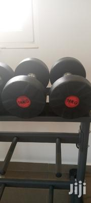 Dumbbells And Racks | Sports Equipment for sale in Greater Accra, Cantonments