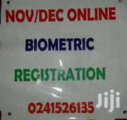 Nov/Dec Online Registration | Classes & Courses for sale in Greater Accra, East Legon