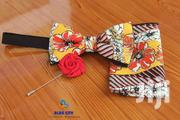 BLUE CITY Multicolored Bow Tie Set | Clothing Accessories for sale in Greater Accra, Odorkor