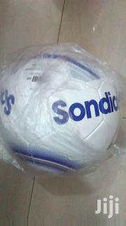Sondico Football White New Leather | Sports Equipment for sale in Brong Ahafo, Asutifi
