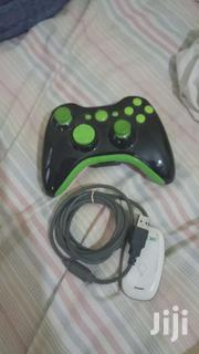 Customed Wireless 360 Controller And Pc Receiver For Sale | Video Game Consoles for sale in Eastern Region, Asuogyaman