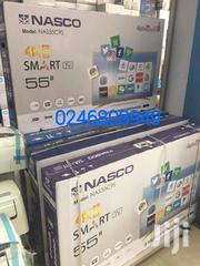 Smart Curve Nasco 55 UHD Tv | TV & DVD Equipment for sale in Greater Accra, Asylum Down