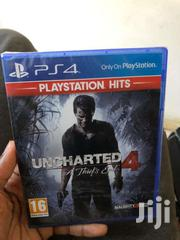 Uncharted 4 A Thiefs End Ps4 Sealed   Video Game Consoles for sale in Central Region