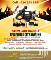 Event Live Streaming | Automotive Services for sale in Greater Accra, Tema Metropolitan