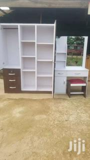 Wardrobe Plus Dressing Mirror For A Quick Sales | Home Accessories for sale in Greater Accra, North Kaneshie