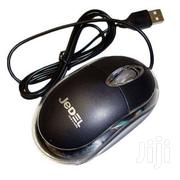 Jedel Normal Optical Mouse 220 | Computer Accessories  for sale in Greater Accra, Achimota