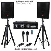 Rent SOUND SYSTEM For GH. 250 Only | Automotive Services for sale in Greater Accra, Teshie-Nungua Estates