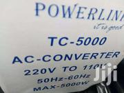 AC Converter TC 5000, Step Up And Step Down. | Home Appliances for sale in Greater Accra, Odorkor