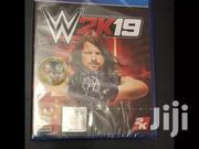 WWE 2K19 PS4 Game CD | Video Game Consoles for sale in Eastern Region, Asuogyaman