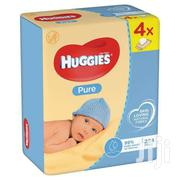 Huggies Pures Wipes 4 In 1 | Children's Clothing for sale in Greater Accra, Adenta Municipal