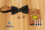 BLUE CITY African Print Designed Bow Tie | Clothing Accessories for sale in Greater Accra, Odorkor