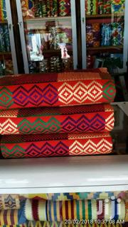 Beautiful Violet Bonwire Kente | Clothing for sale in Greater Accra, Labadi-Aborm