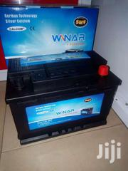 15 Plates Winar Premium Starter Battery + Free Delivery | Vehicle Parts & Accessories for sale in Greater Accra, Achimota
