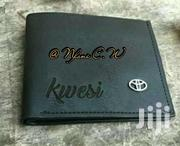 Customized Wallet With A Classy Touch | Bags for sale in Greater Accra, East Legon (Okponglo)
