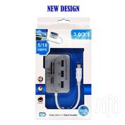 USB Hub + Card Reader | Computer Accessories  for sale in Greater Accra, Accra new Town