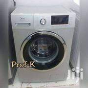 MIDEA 9KG FRONT LOAD WASHING MACHINE | Home Appliances for sale in Greater Accra, Tema Metropolitan