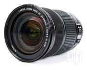 Canon EF 24-105mm Standard Zoom Lens | Cameras, Video Cameras & Accessories for sale in Greater Accra, Darkuman