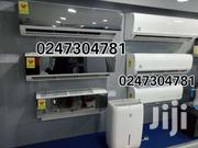 Gear Nasco 1.5 HP Silver  Split Panel AC Air Condition   Home Appliances for sale in Greater Accra, Roman Ridge