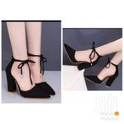 Ankle Strap Block Heel | Shoes for sale in Greater Accra, Airport Residential Area