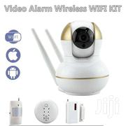 Video Alarm Wireless WIFI IP CCTV Camera Kit House Security. | Cameras, Video Cameras & Accessories for sale in Greater Accra, Accra new Town