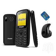 Energizer Energy E10 Phone + Free Bluetooth Headset - Black | Mobile Phones for sale in Greater Accra, Achimota