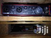 Soundcard Focusrite Scarlett 2i4 For Sale | Audio & Music Equipment for sale in Greater Accra, Accra Metropolitan