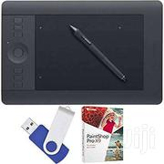 Wacom Intuos Pro Digital Graphic Drawing Tablet For Mac Or PC, Medium, | Tablets for sale in Greater Accra, Mataheko