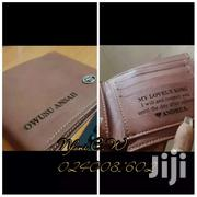 Classy Customized Wallets | Bags for sale in Greater Accra, East Legon (Okponglo)