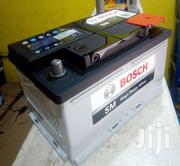 12volts 74ah-15 Plates Bosch Battery + Free Delivery | Vehicle Parts & Accessories for sale in Greater Accra, Dzorwulu