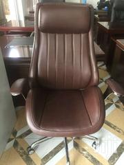 Executive Leather Swivel Chair   Furniture for sale in Greater Accra, Accra Metropolitan